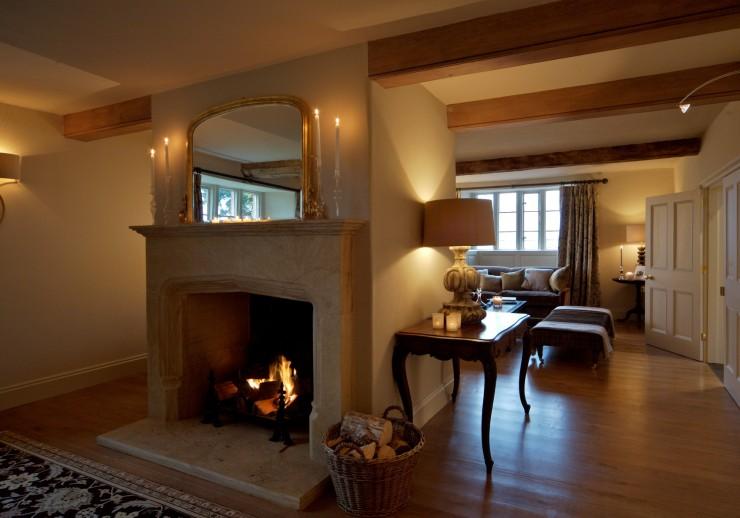 English Traditional Farmhouse 5 Interiors