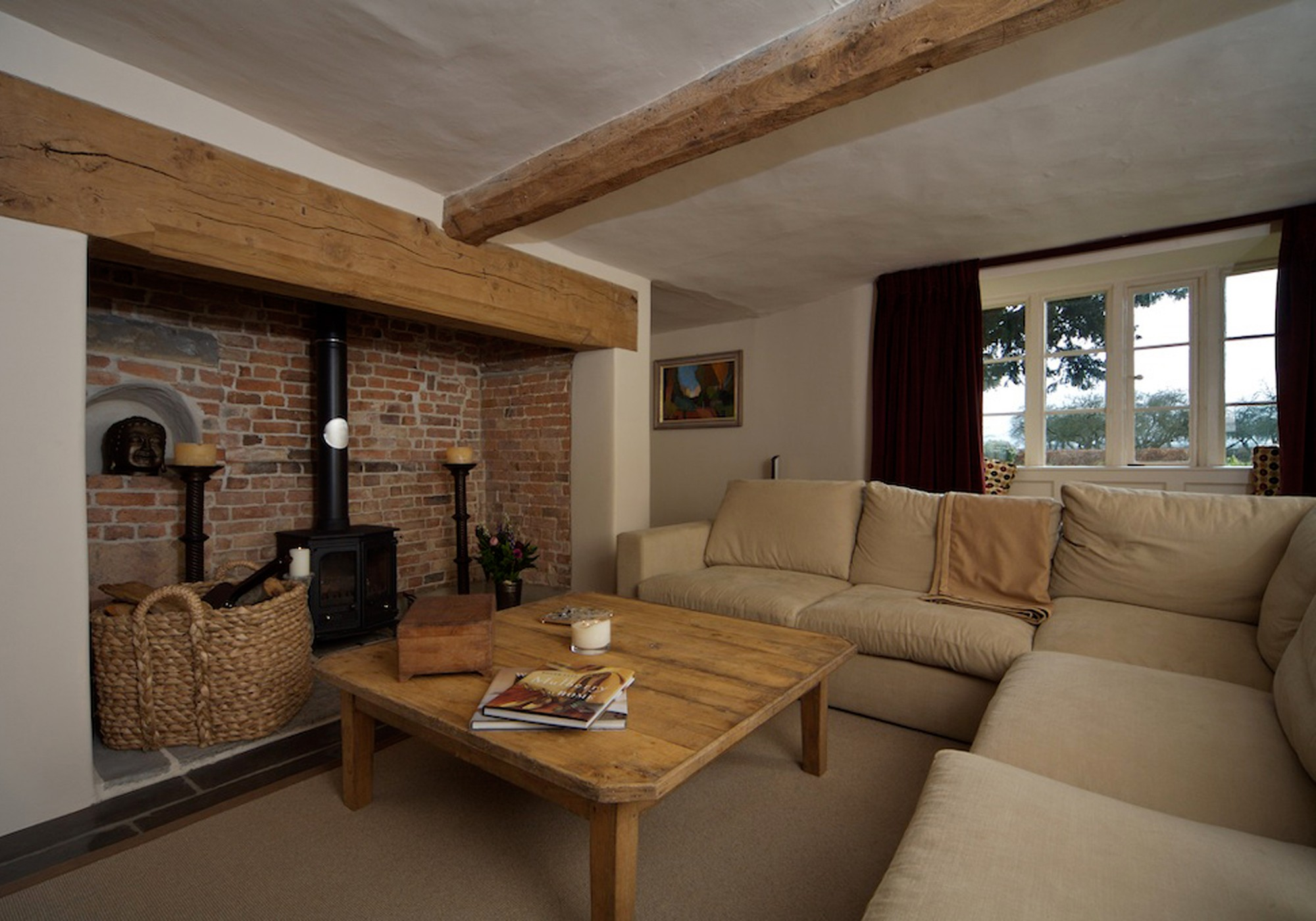 English Traditional Farmhouse Interiors