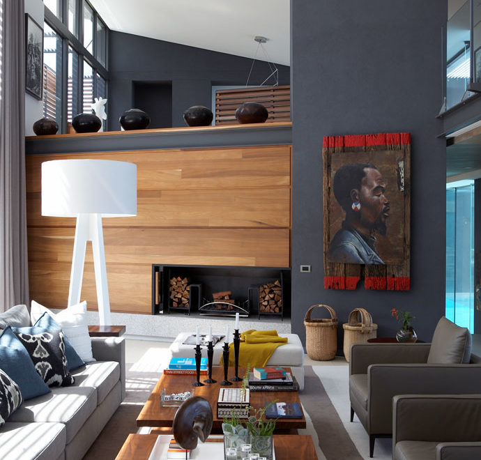 home interiors by Tania Reddering
