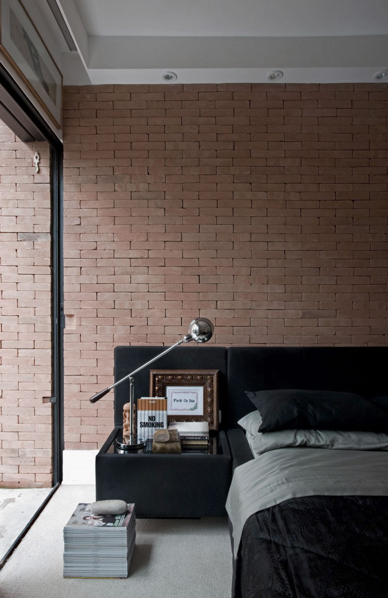 Industrial Bedroom Design 2