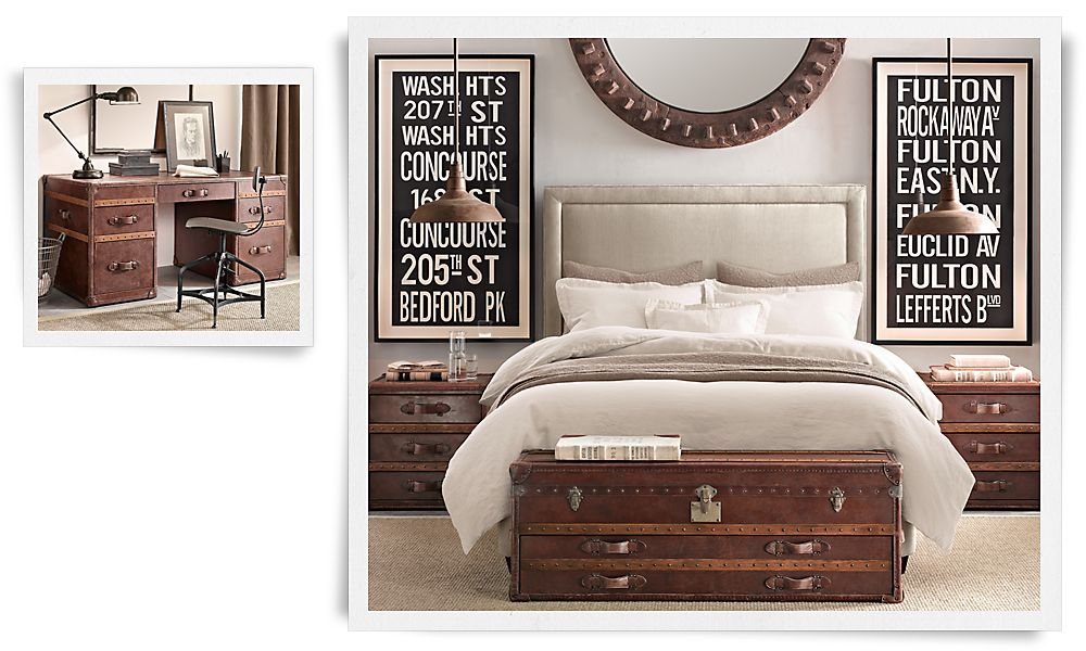 Impressive Industrial Bedroom Designs 1000 x 600 · 103 kB · jpeg