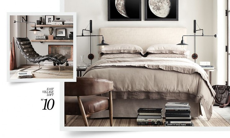 industrial bedroom design 25