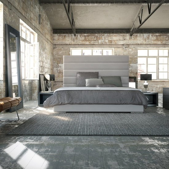industrial bedroom 8