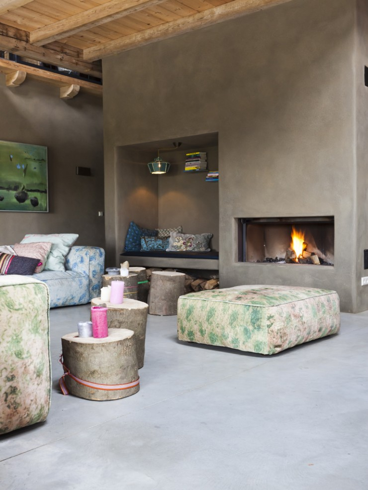 A modern country house like no other decoholic - Interior de casas de campo ...