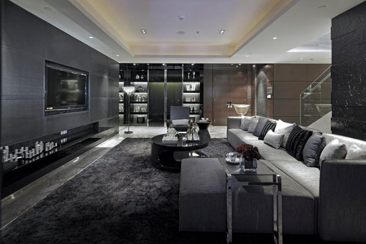Excellent luxurious living room designs decoholic for 2 living rooms in one space