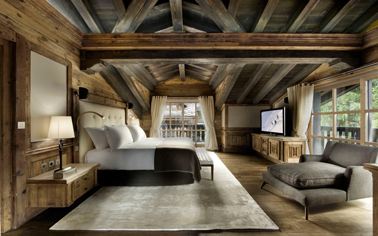 Luxury Chalet Edelweiss 1850 in France4
