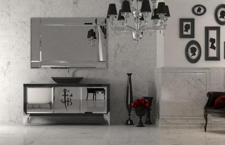 Branchetti luxury bathroom furniture