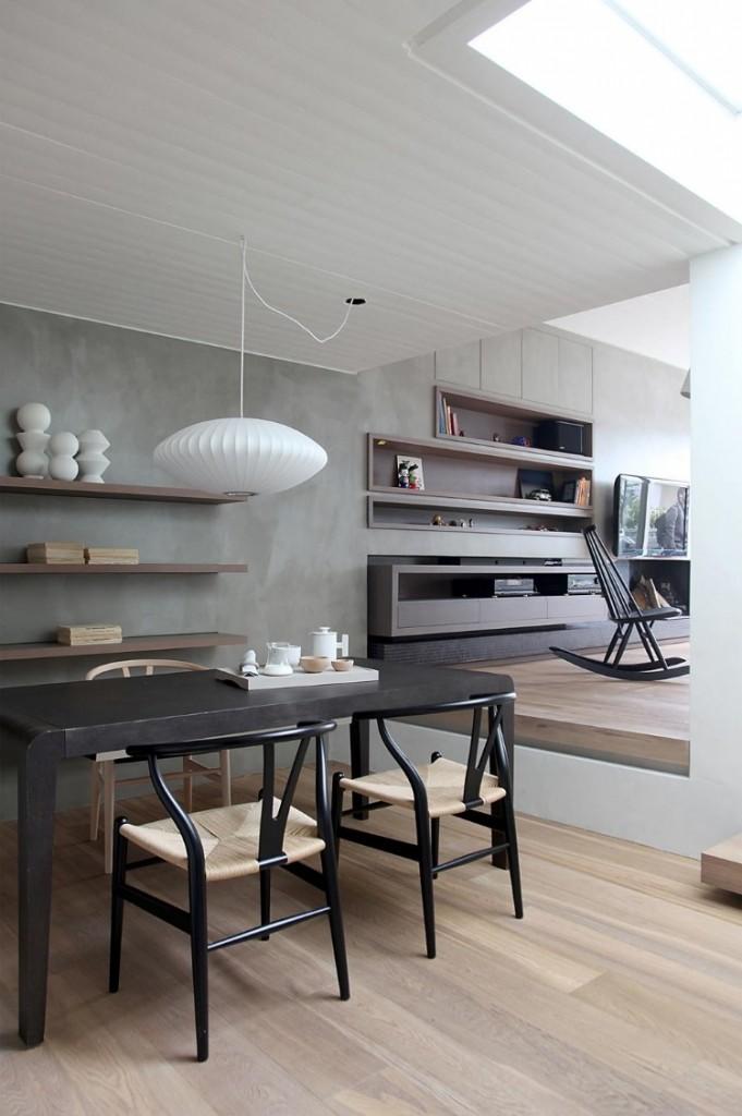 lycabettus penthouse interiors