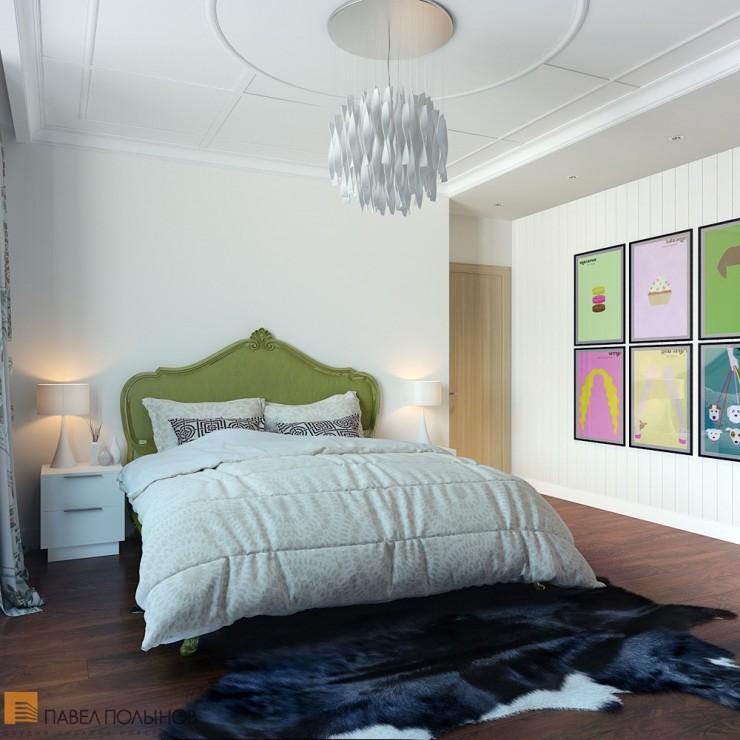 Pop Art Interior Design 10 by Pavel Polinov