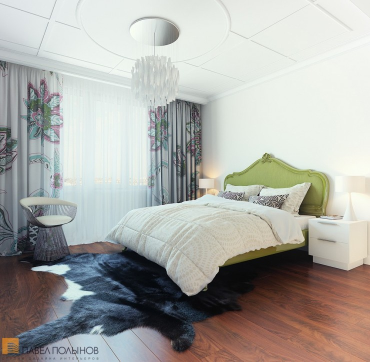 Pop Art Interior Design 11 by Pavel Polinov