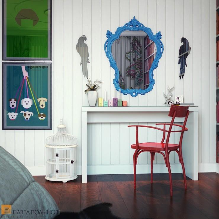Pop Art Interior Design 13 by Pavel Polinov