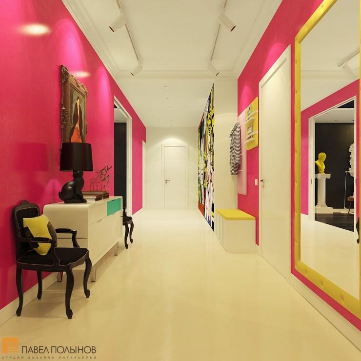 Pop Art Interior Design 14 by Pavel Polinov