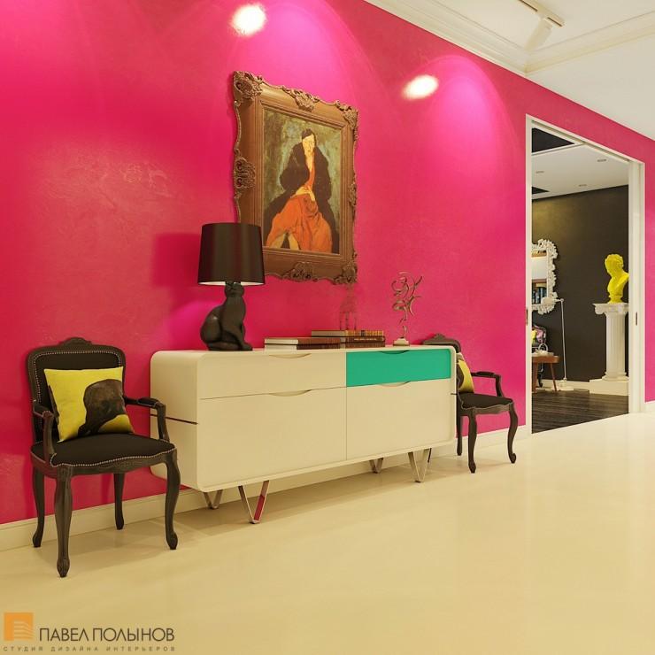 Pop Art Interior Design 15 by Pavel Polinov
