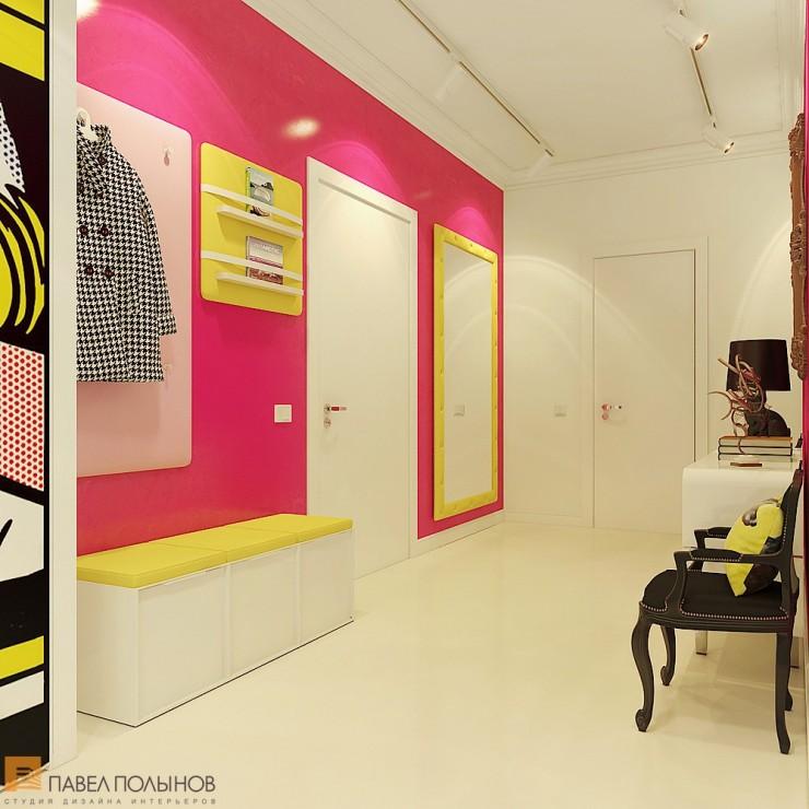 Pop Art Interior Design 16 by Pavel Polinov
