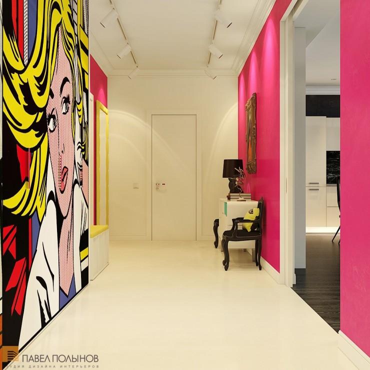 Pop Art Interior Design 17 by Pavel Polinov