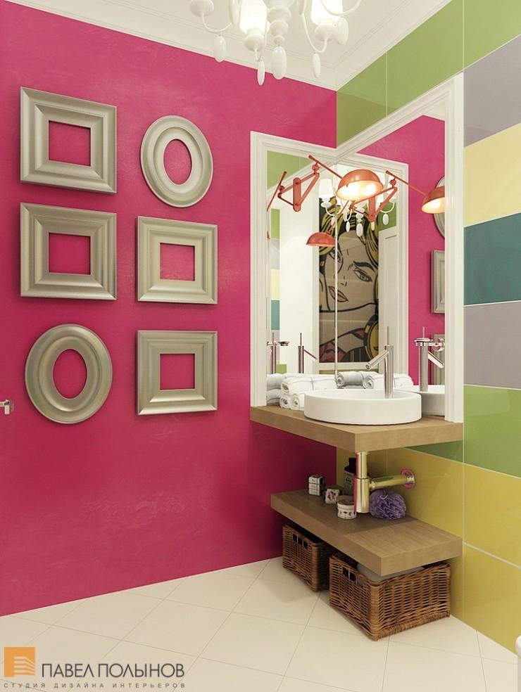 Pop Art Interior Design 20 by Pavel Polinov