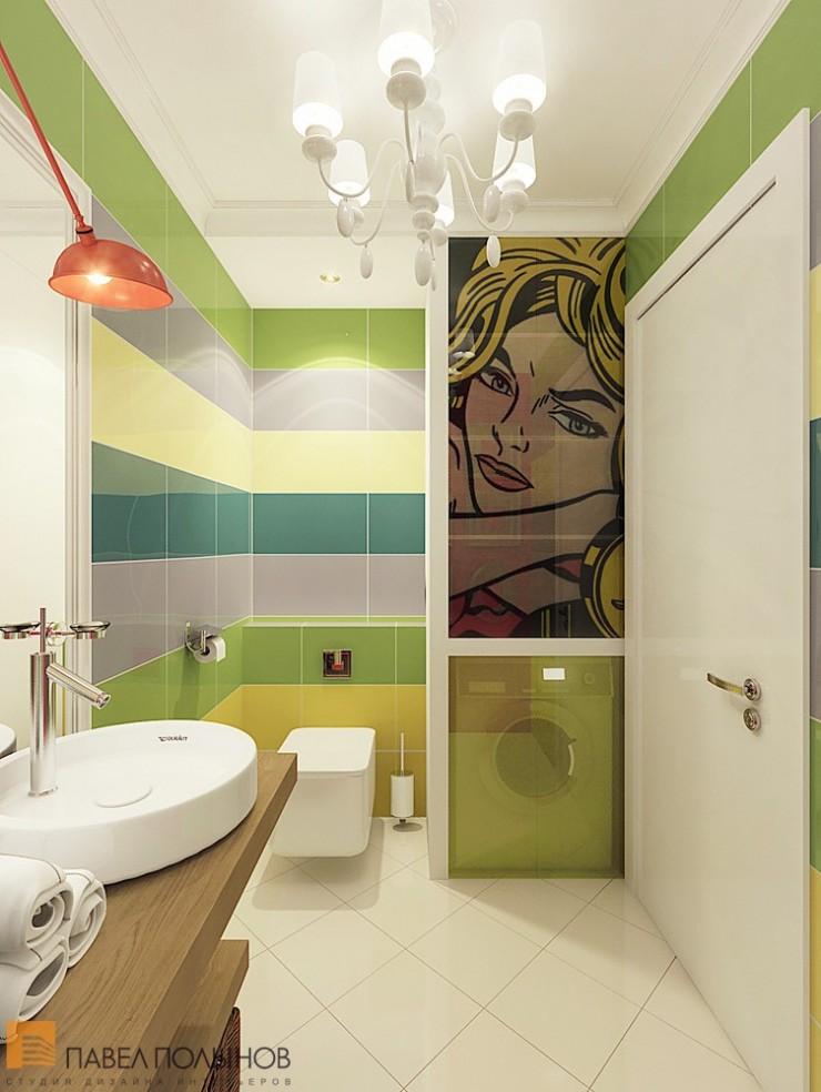 Pop Art Interior Design 21 by Pavel Polinov