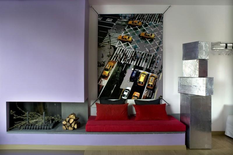 Modern Interior Design by Forme d'arte Italia