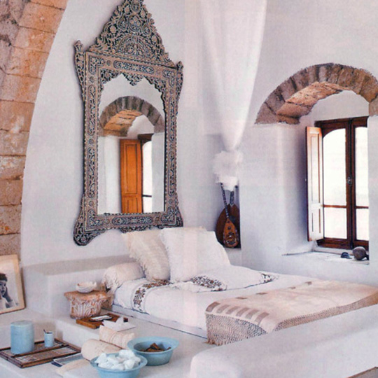 Charmant Moroccan Bedroom 16 Decorating Ideas
