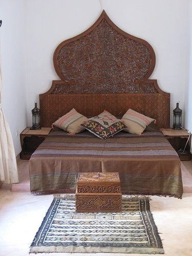 Moroccan Bedroom 18 Decorating Ideas