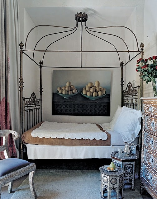 Moroccan Bedroom 22 Decorating Ideas