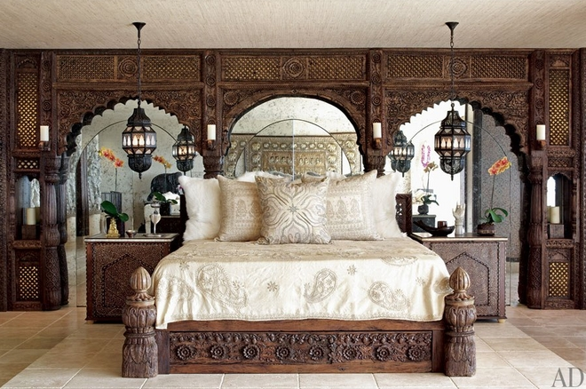 Beau Moroccan Bedroom 23 Decorating Ideas