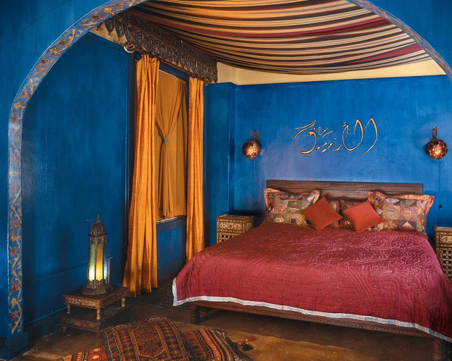 moroccan colors for bedroom 40 moroccan themed bedroom decorating ideas decoholic 16481