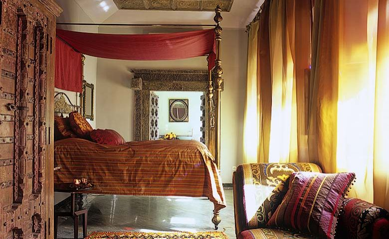 Moroccan 40 Bedroom Ideas