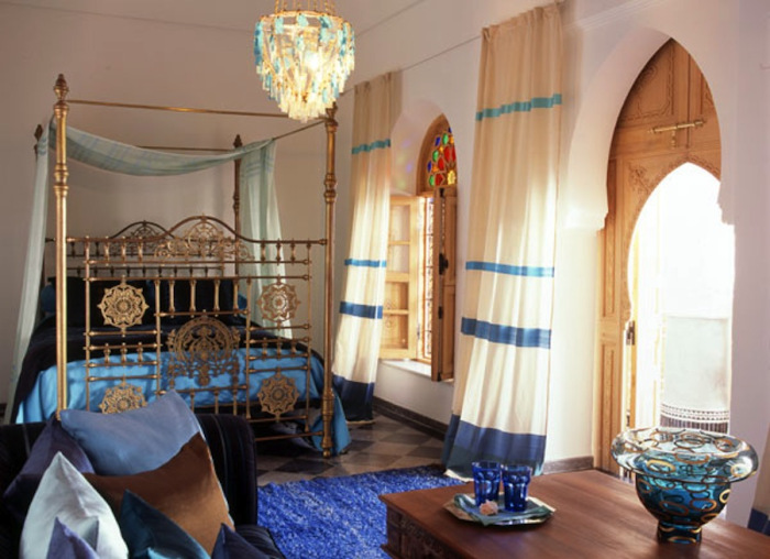 moroccan 45 bedroom ideas