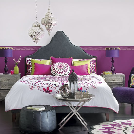 Moroccan Bedroom 6 Decorating Ideas