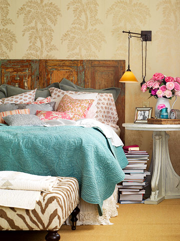 old doors headboard 18 ideas