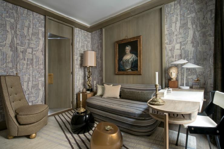 Eclectic Chic Parisian interiors 2