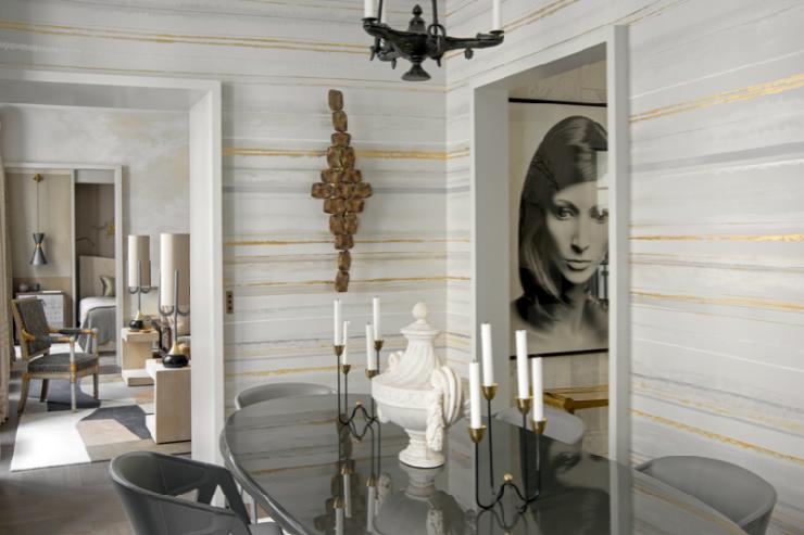 Eclectic Chic Parisian interiors 5