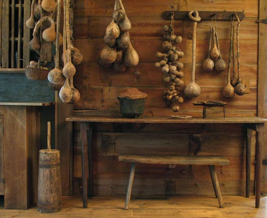 Primitive Home Decorating 14 Ideas