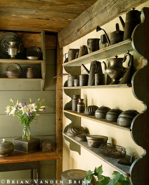 36 Stylish Primitive Home Decorating Ideas
