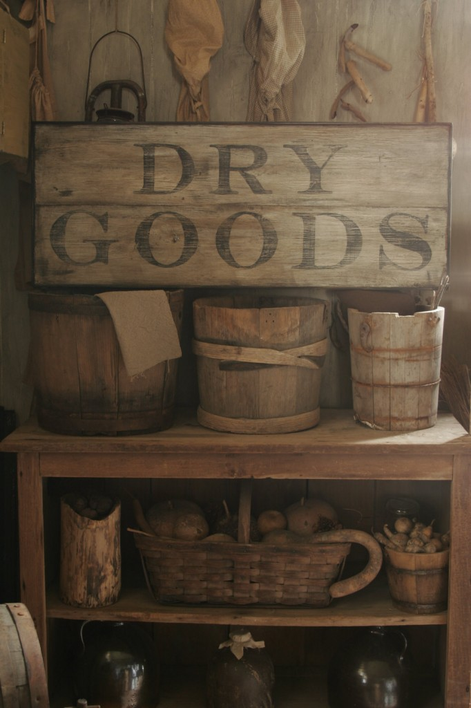 primitive 19 home decorating ideas
