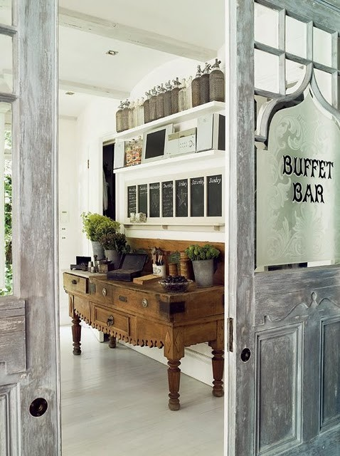 buffet bar