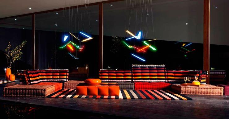 Sofá modular moderno - NOUVEAUX CLASSIQUES  VOYAGE IMMOBILE - ROCHE BOBOIS 18