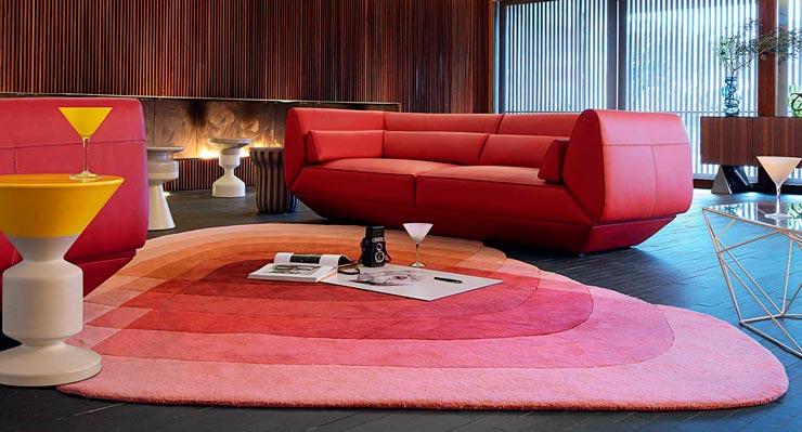Sofá modular moderno - NOUVEAUX CLASSIQUES  VOYAGE IMMOBILE - ROCHE BOBOIS 19