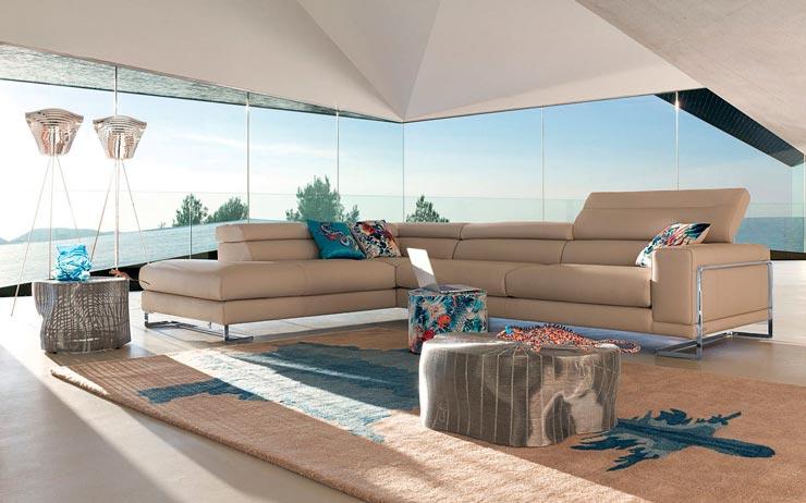 Sofá modular moderno - NOUVEAUX CLASSIQUES  VOYAGE IMMOBILE - ROCHE BOBOIS 20