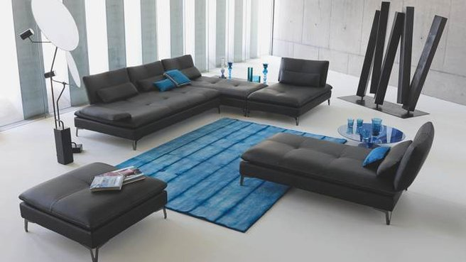 roche bobnois 8 contemporary sofa