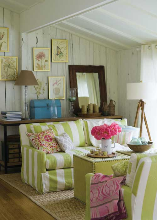 spring living room decorating 12 ideas