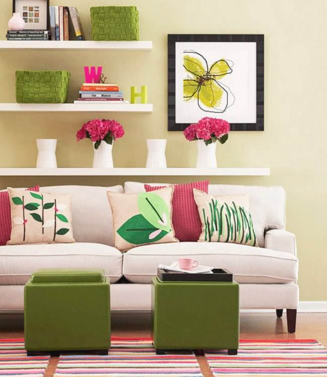 spring decorating 18