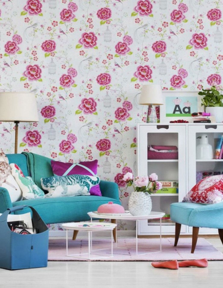 spring decorating 2 ideas