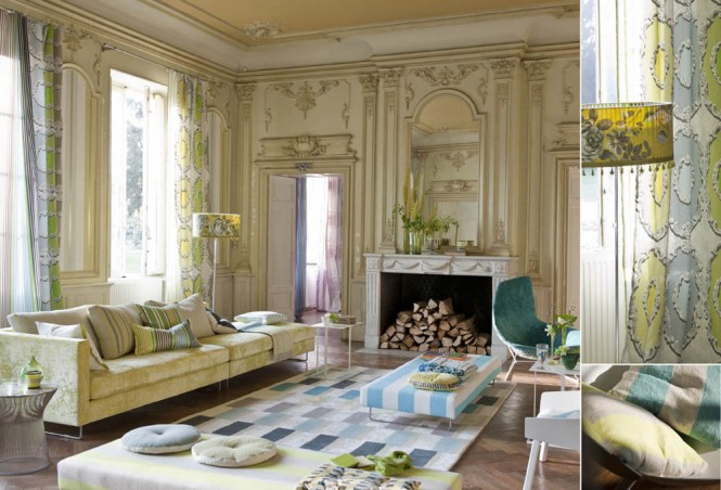 spring living room decorating 7 ideas