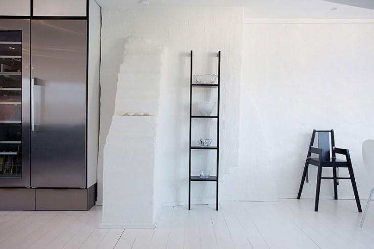 stockholm penthouse white interiors 5