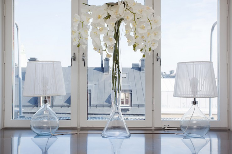 stockholm penthouse white interiors 7