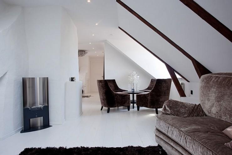 stockholm penthouse white interiors 8