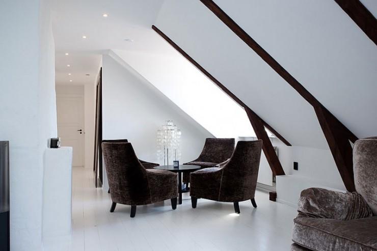 stockholm penthouse white interiors 9