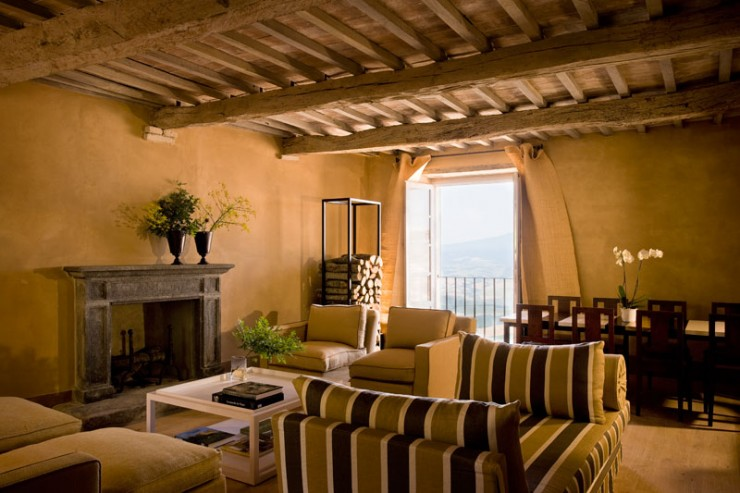 Luxurious Tuscan Interior Design 29